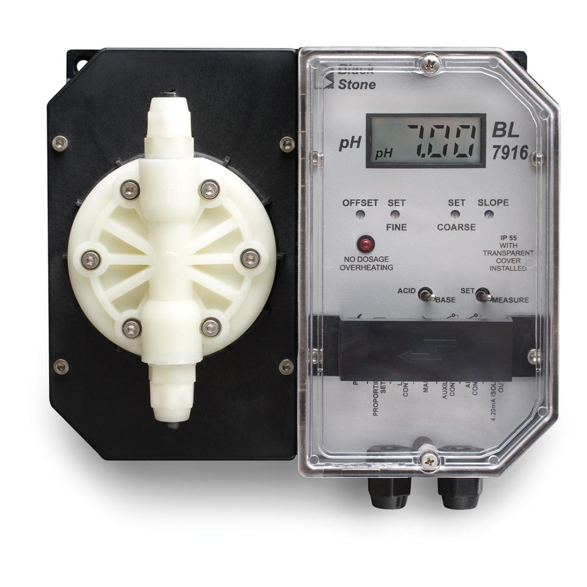 BL7916 - Pompa/regolatore pH, dosaggio proporzionale