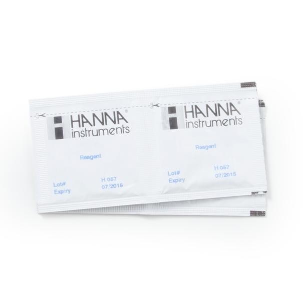 Reagenti pre-dosati per Cromo Totale ed Esavalente 25 test – HI96781-25