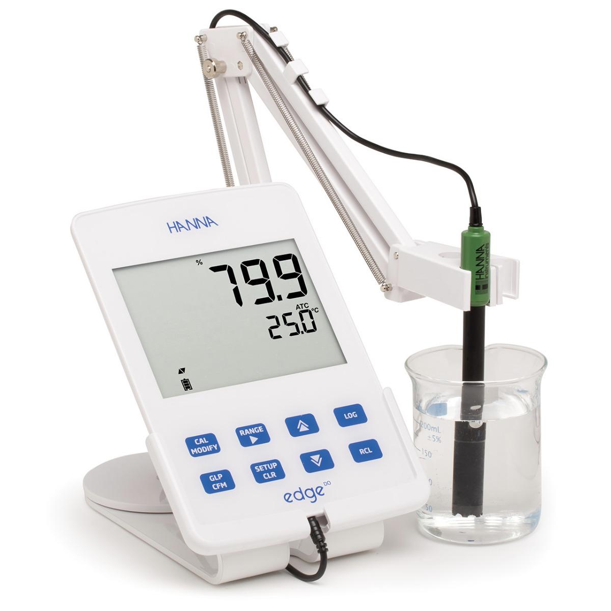 HI2004 - edge® Misuratore Ossigeno Disciolto