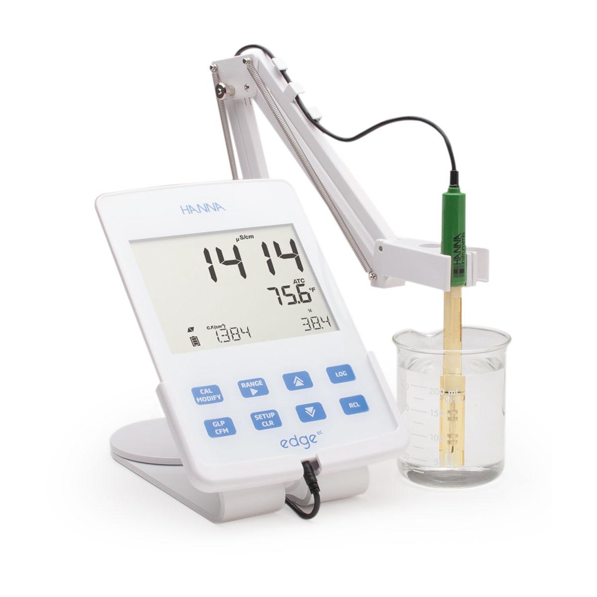 HI2003-02 - edge® Misuratore Conducibilità/TDS/Salinità