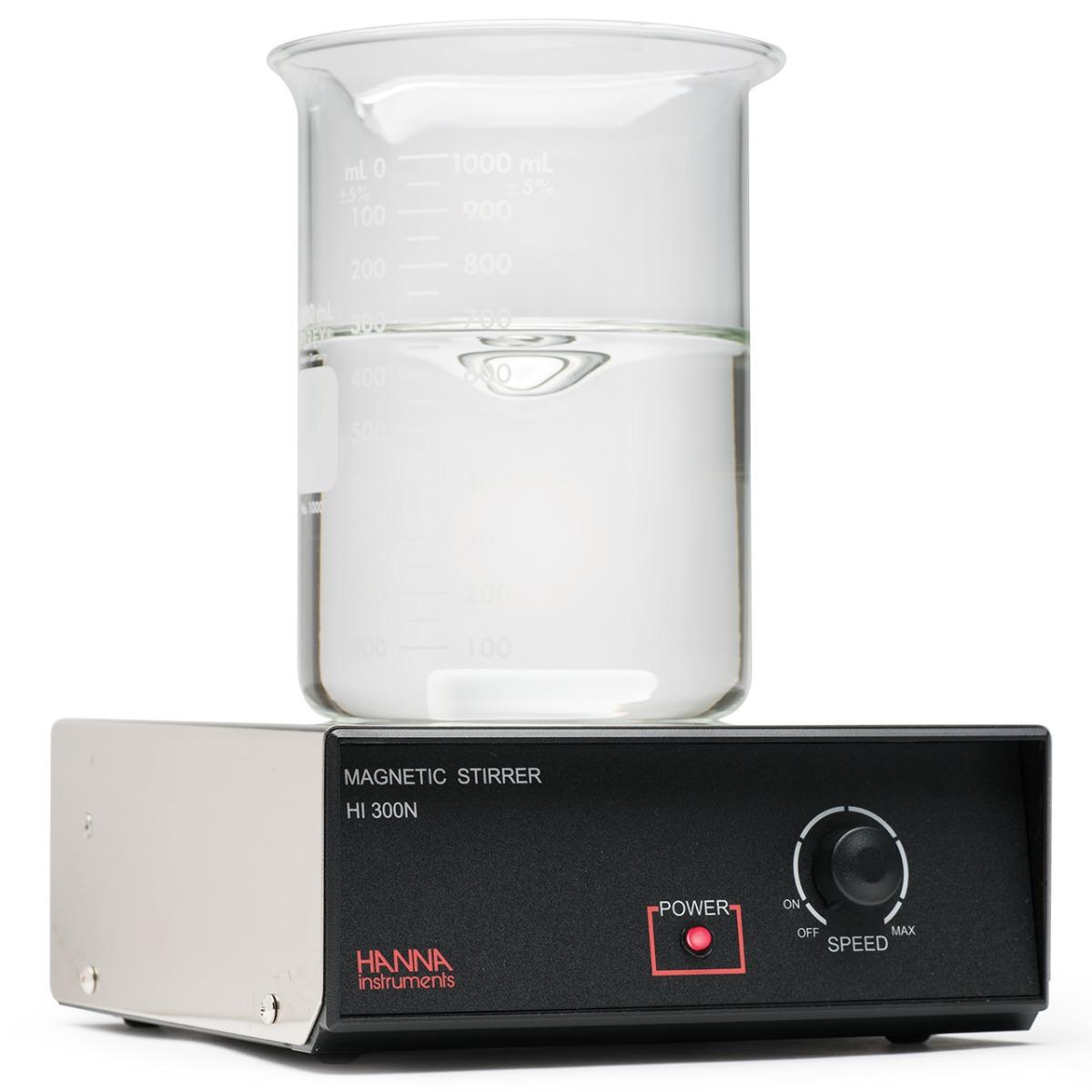 Agitatore magnetico con corpo in acciaio, sistema Speedsafe, 230 Vac