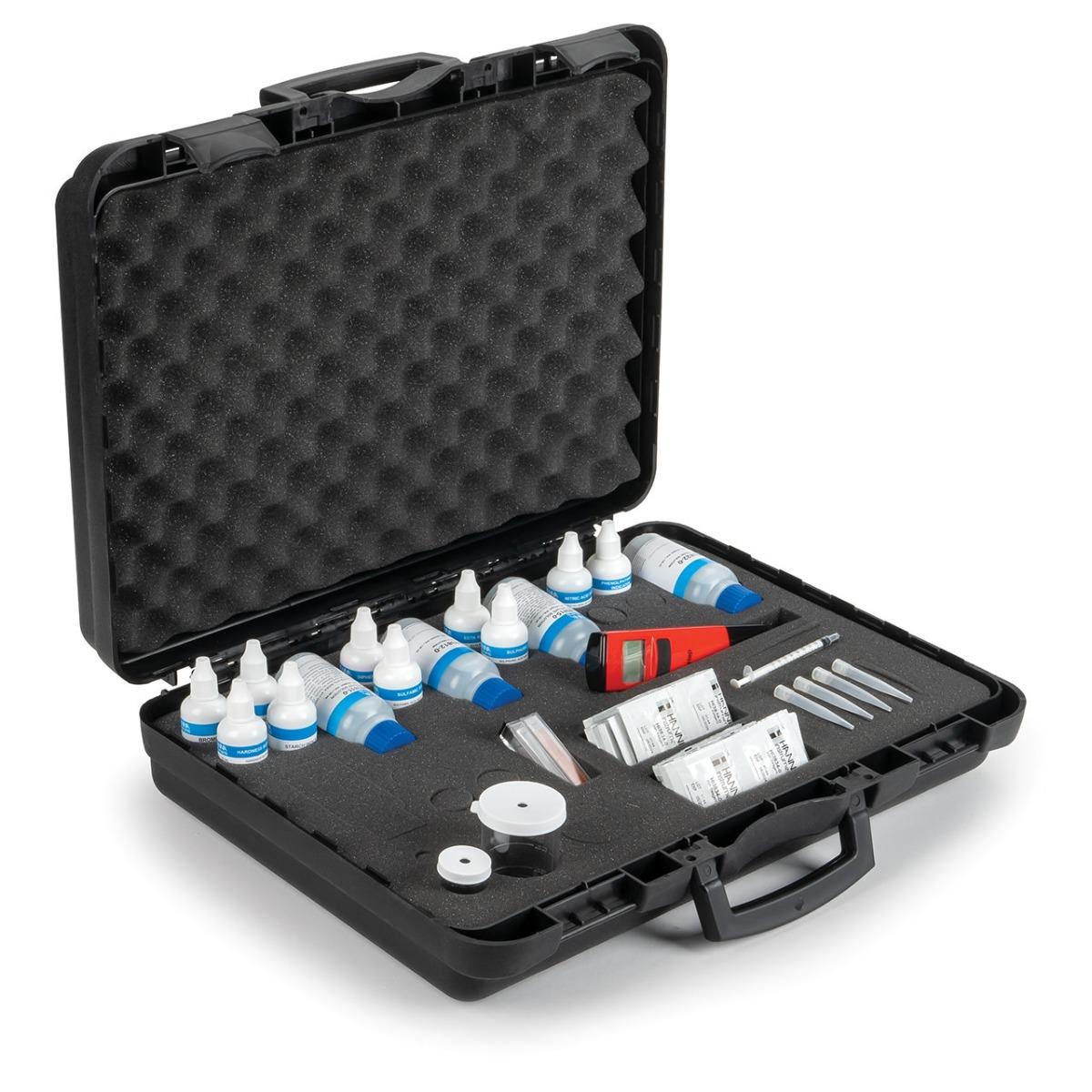 Kit per l'analisi della qualità dell'acqua - HI3817