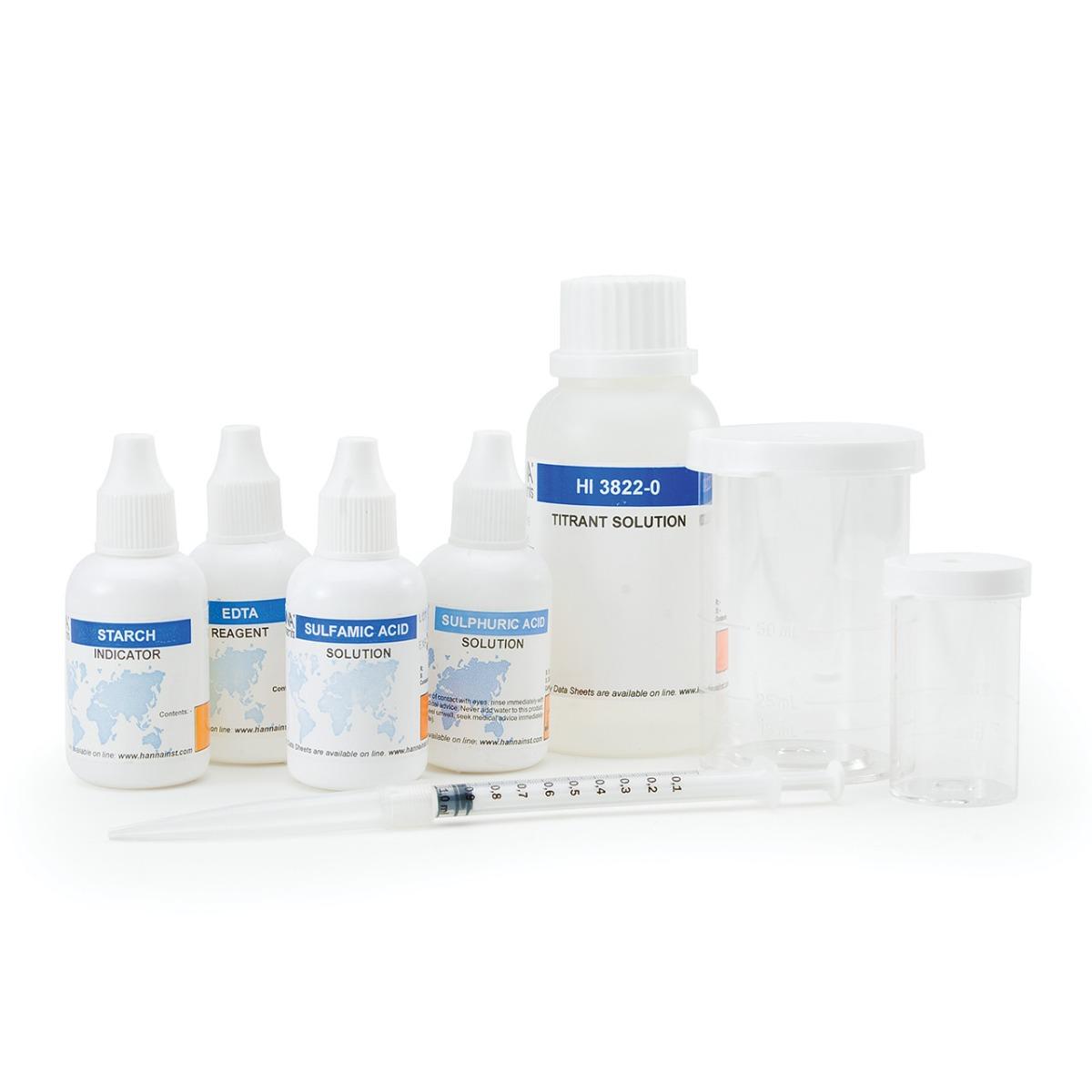Kit per analisi di solfiti - HI3822