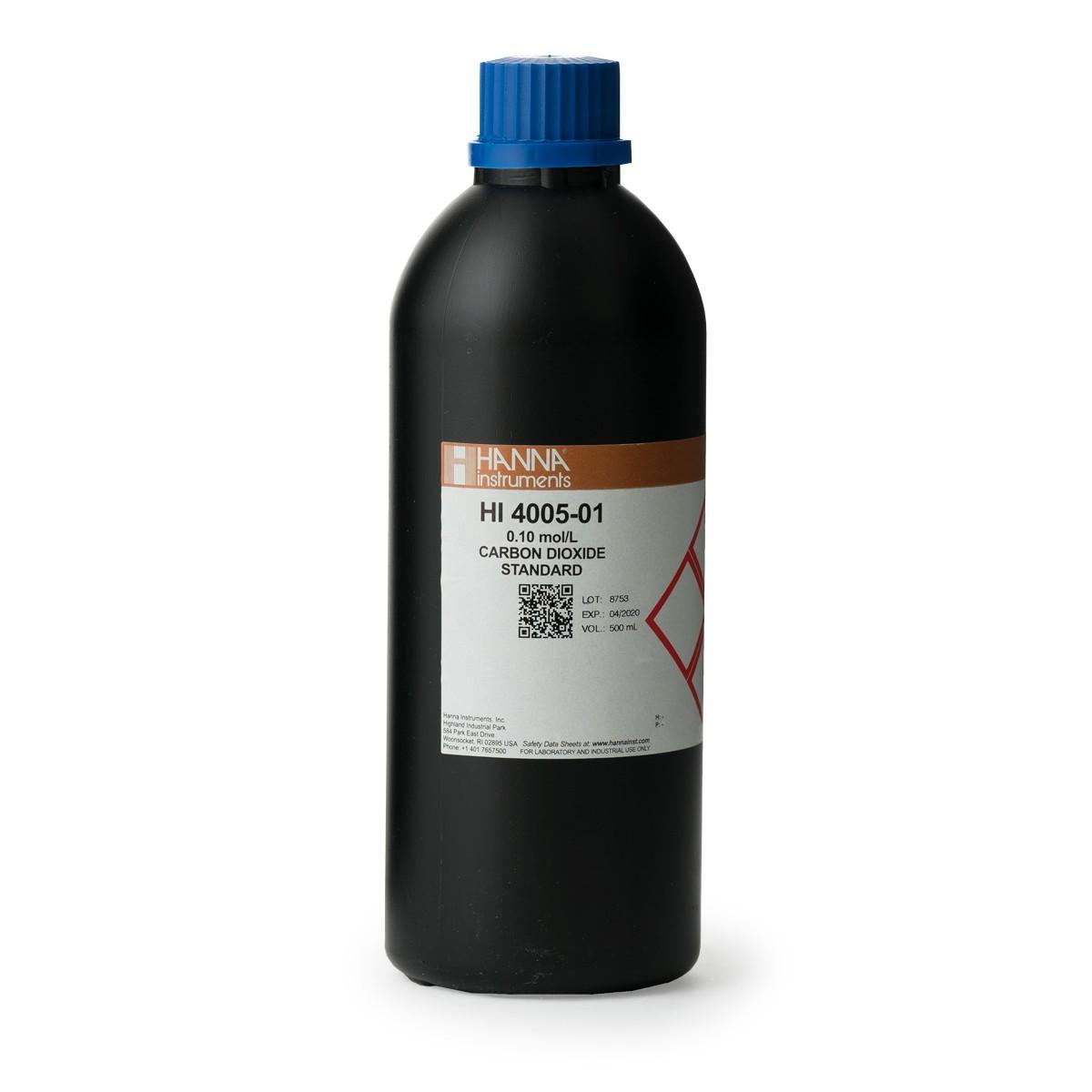 Carbon Dioxide ISE 0.1M Standard - HI4005-01