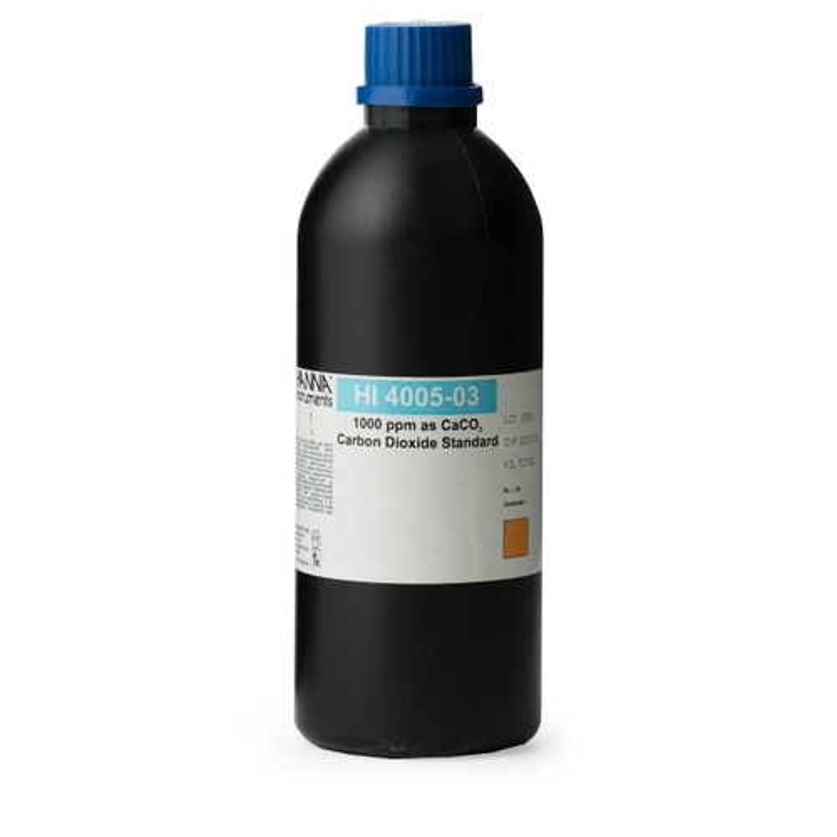 Soluzione standard anidride carbonica 1000 ppm - HI4005-03