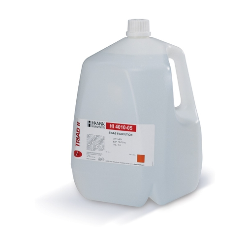 TISAB II for Fluoride ISEs (1 gallon) - HI4010-05