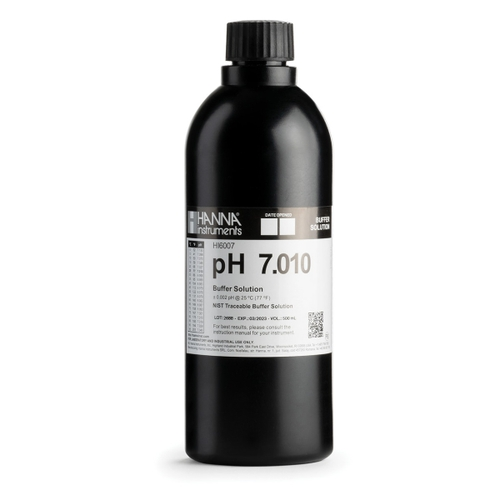 HI6007-01 pH 7.010 Millesimal Calibration Buffer (1 L)
