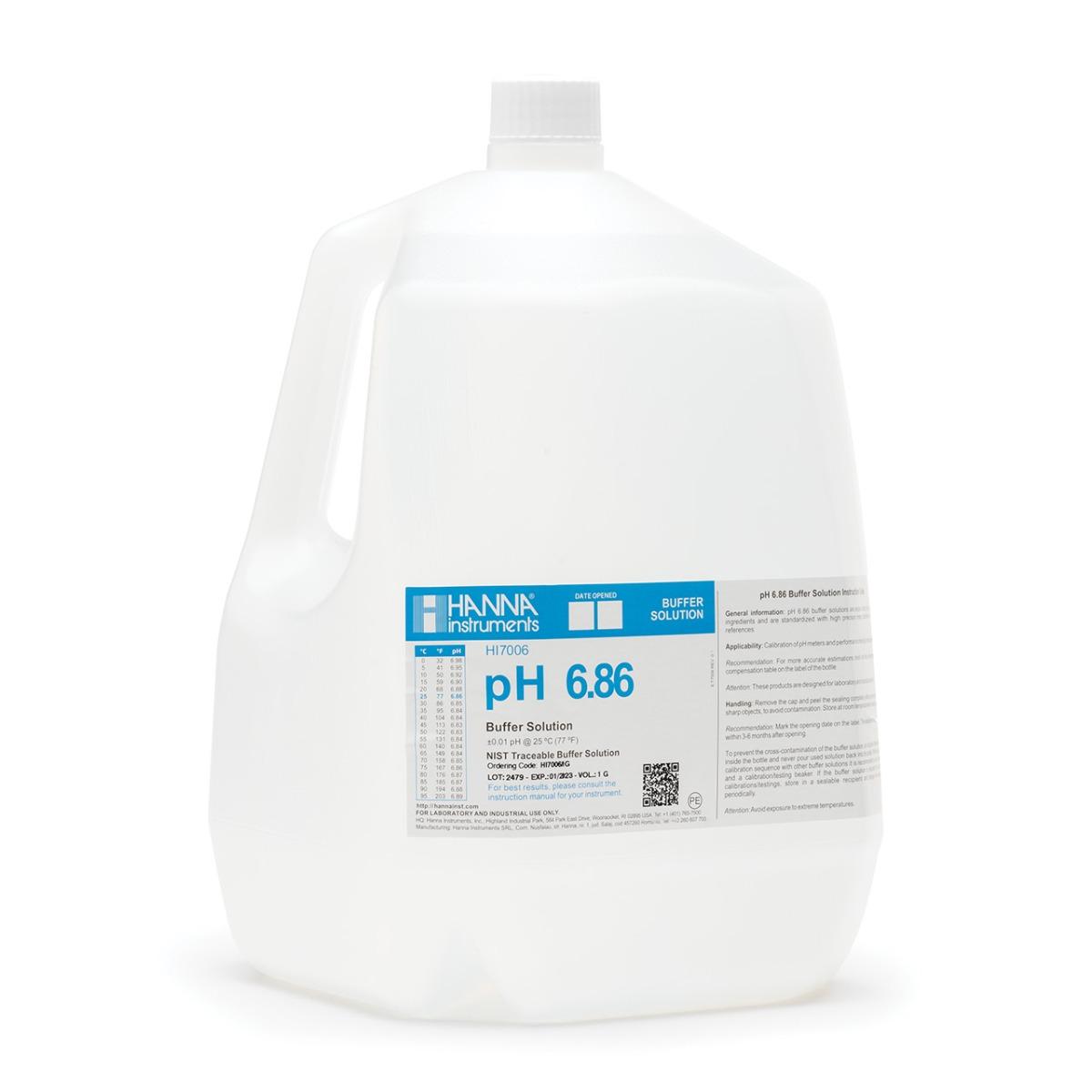 HI7006/1G pH 6.86 Calibration Solution (1 G ( 3.78 L)