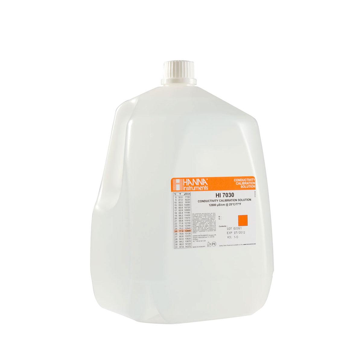 HI7030/1G 12880 µS/cm Conductivity Standard (1 Gallon)