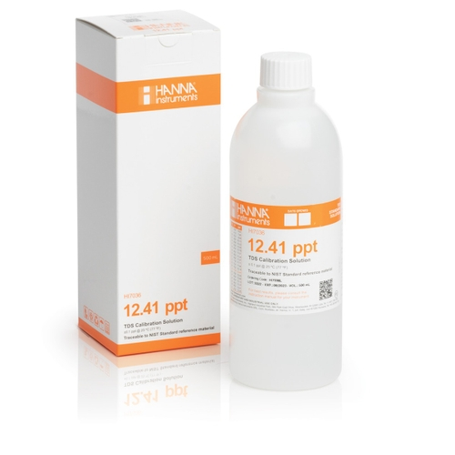 HI7039L 5000 µS/cm Conductivity Standard (500 mL Bottle)