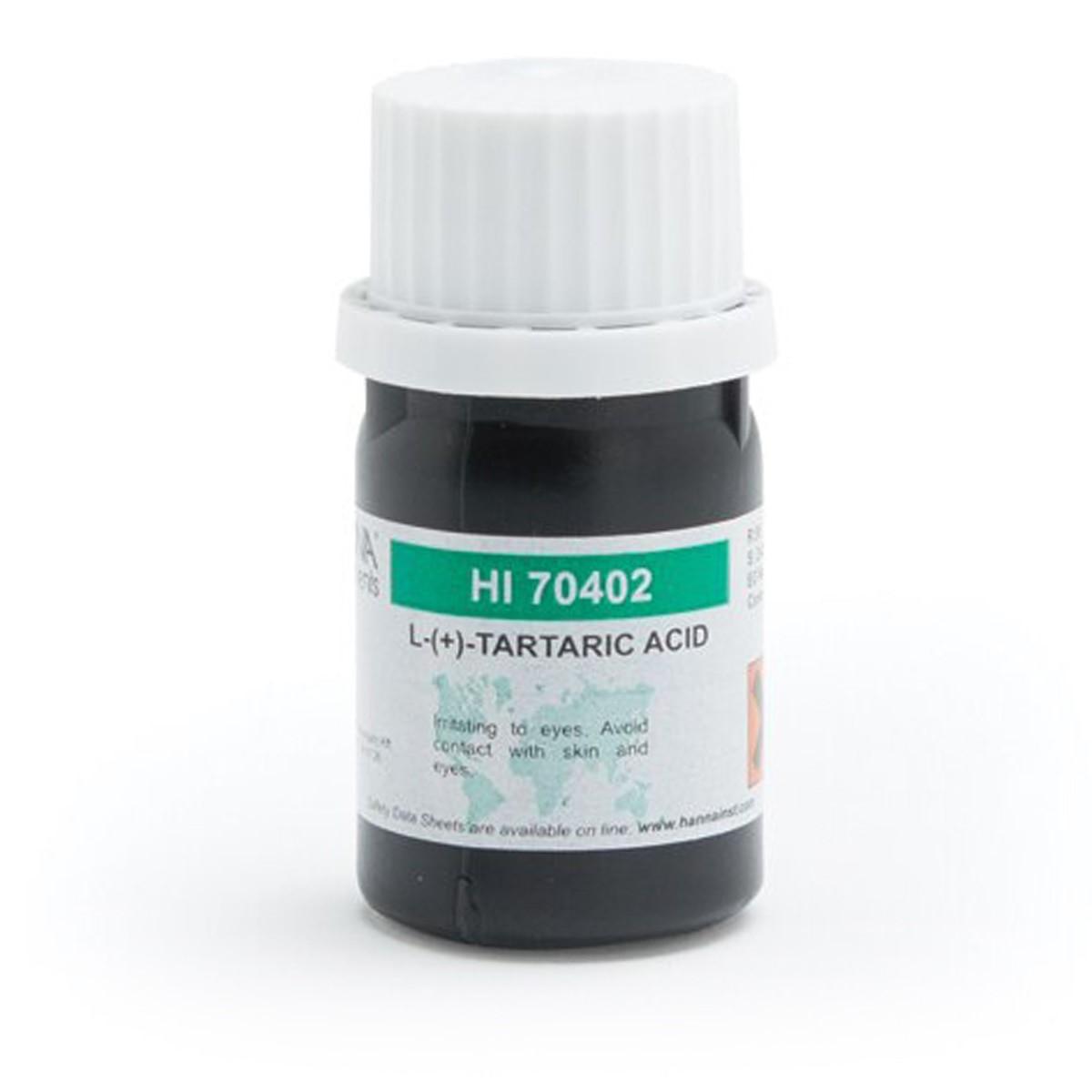 Acido tartarico, 20 g - HI70402