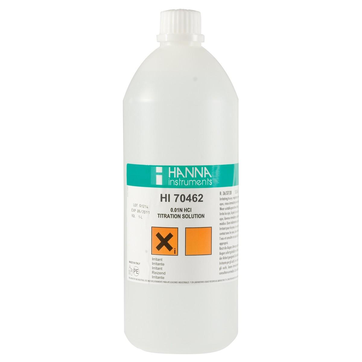Hydrochloric Acid 0.01N, 1L - HI70462