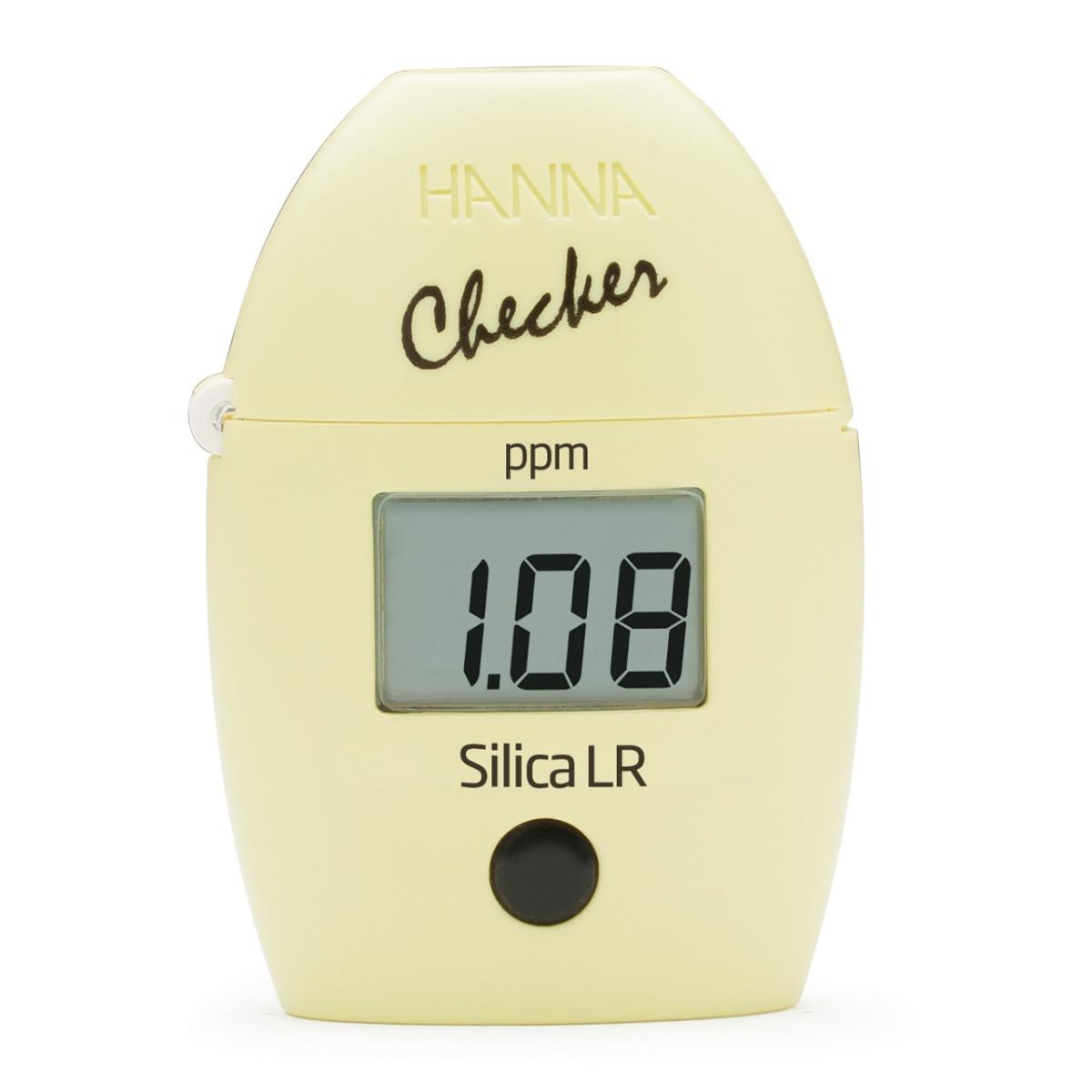 HI705 - Checker HC - Colorimetro tascabile per Silice Scala Bassa