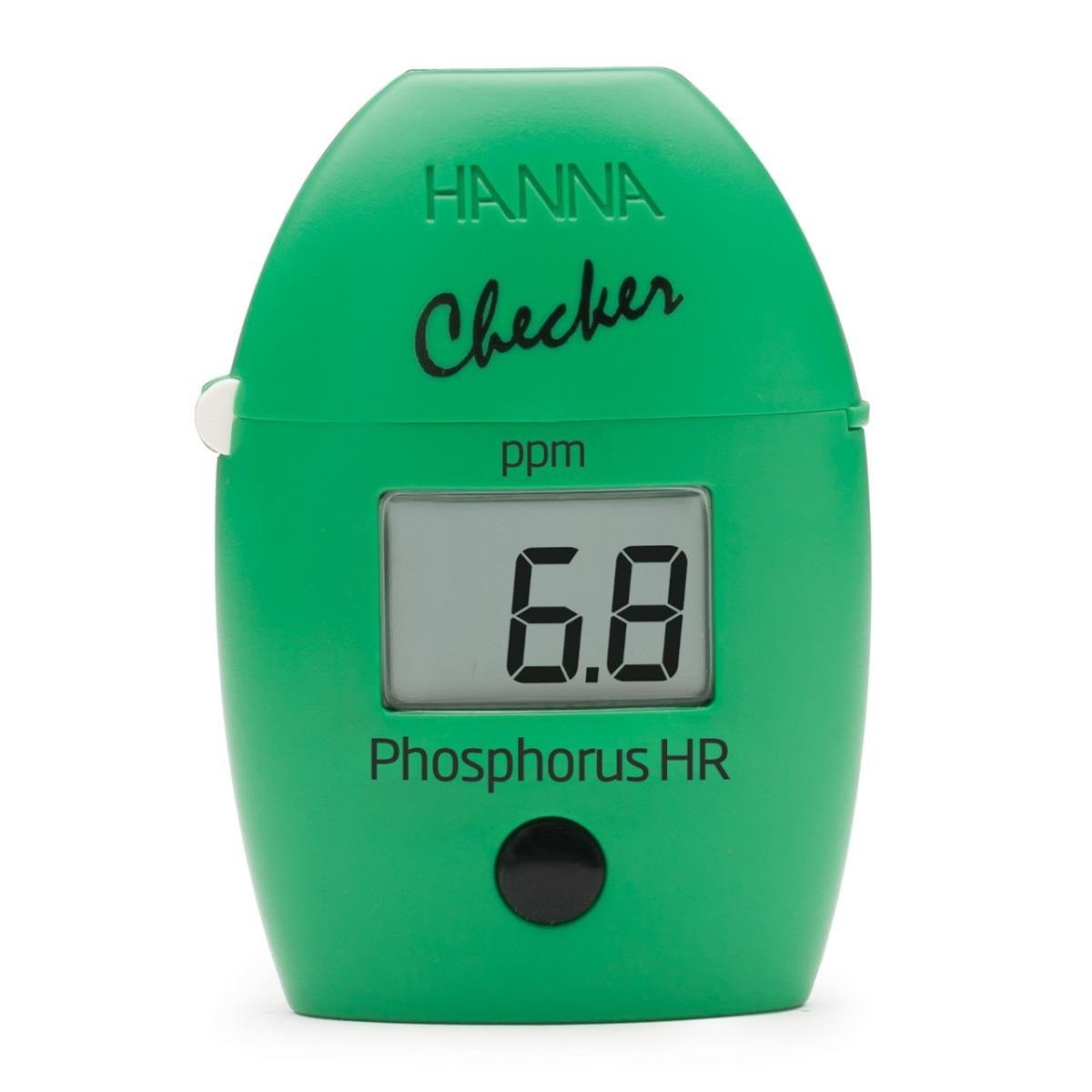 HI706 - Checker HC - Colorimetro tascabile per Fosforo Scala Alta
