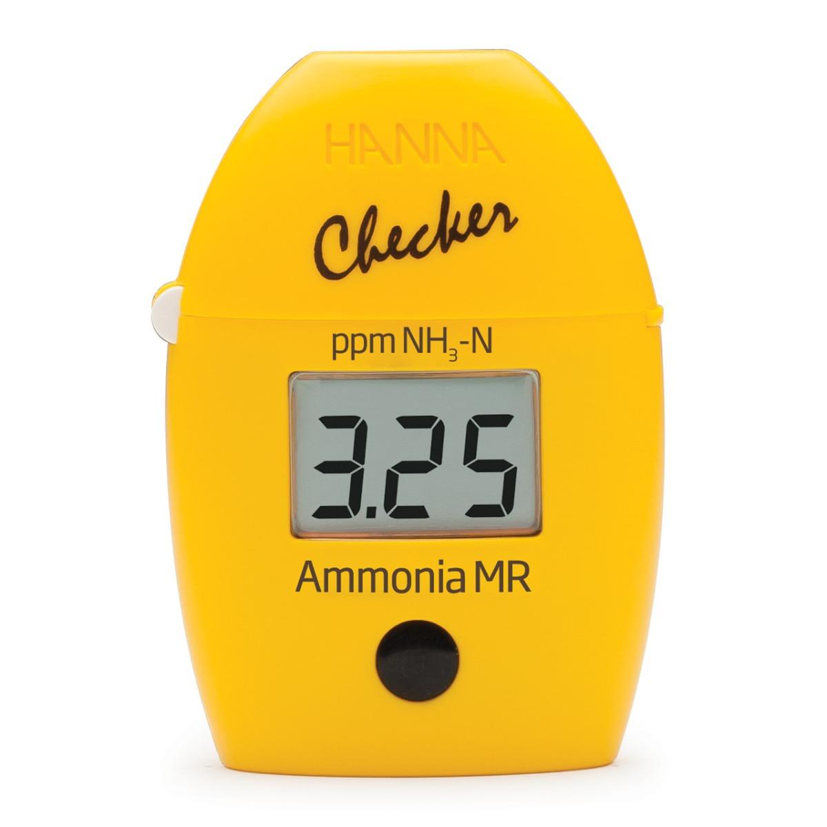 HI715 - Checker HC - Colorimetro tascabile per Ammoniaca Scala Media