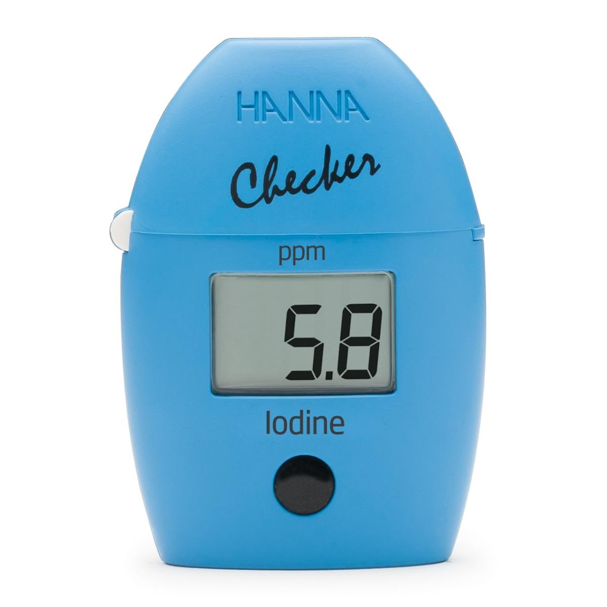 HI718 - Checker HC - Colorimetro tascabile per Iodio