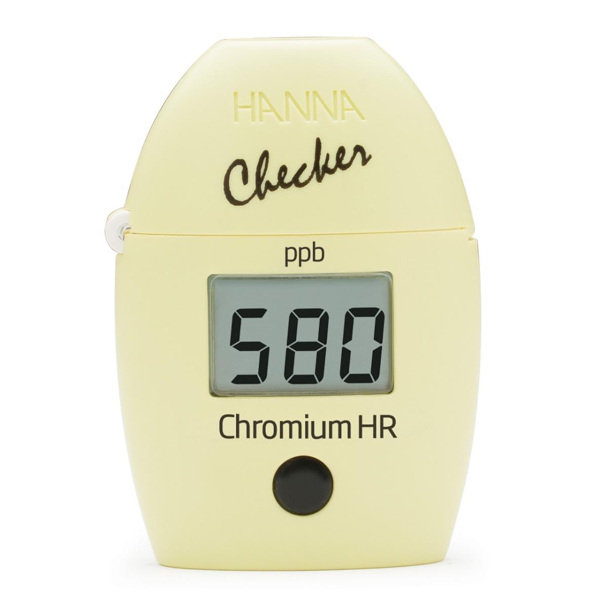 HI723 Checker HC - Colorimetro tascabile per Cromo VI Scala Alta