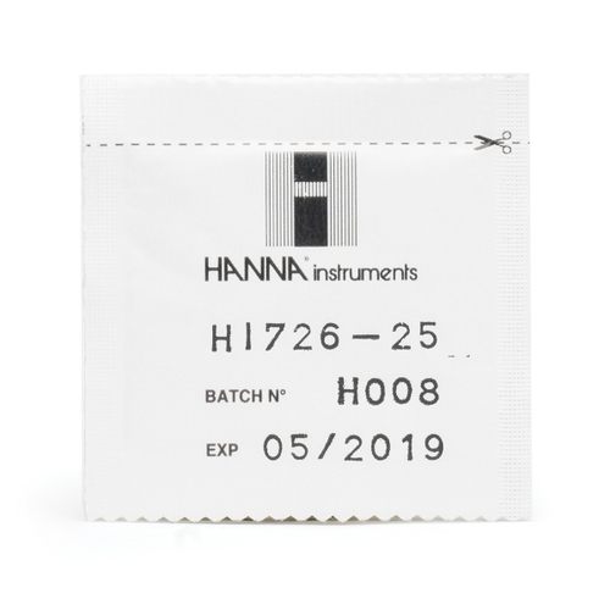 HI726-25 Reagenti per Nichel Scala Alta