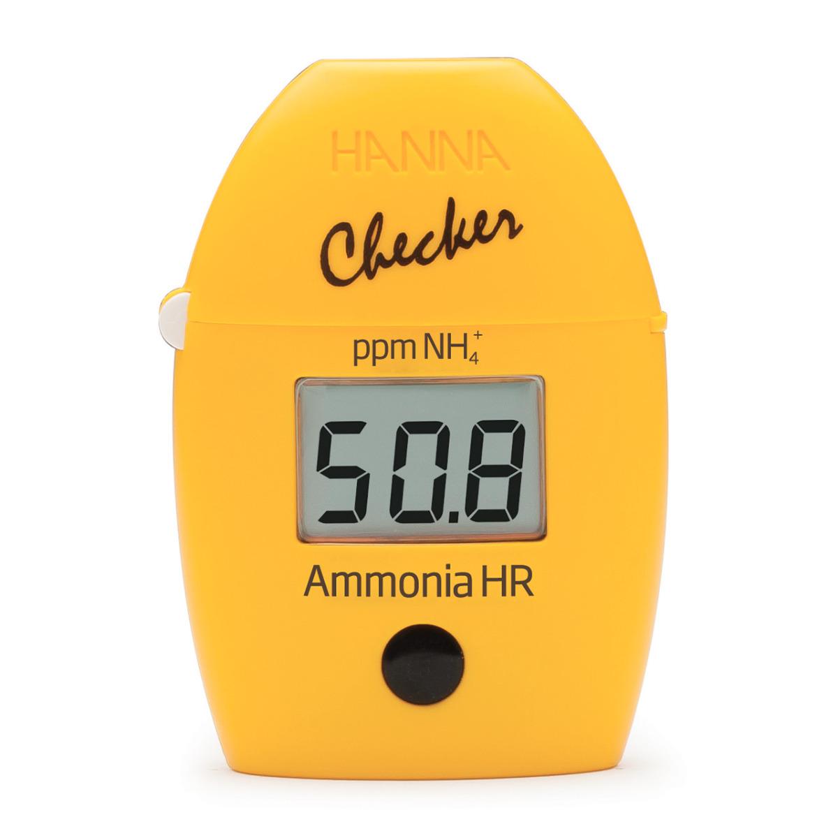 HI733 - Checker HC - Colorimetro tascabile per Ammonio Scala Alta