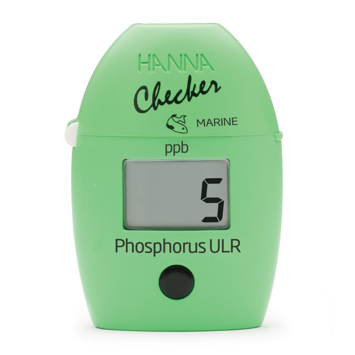 HI736 - Checker HC - Colorimetro tascabile per Fosforo ULR (tracce) in acqua di mare