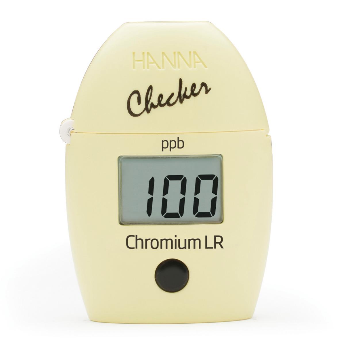 HI749 Checker HC - Colorimetro tascabile per Cromo VI Scala Bassa