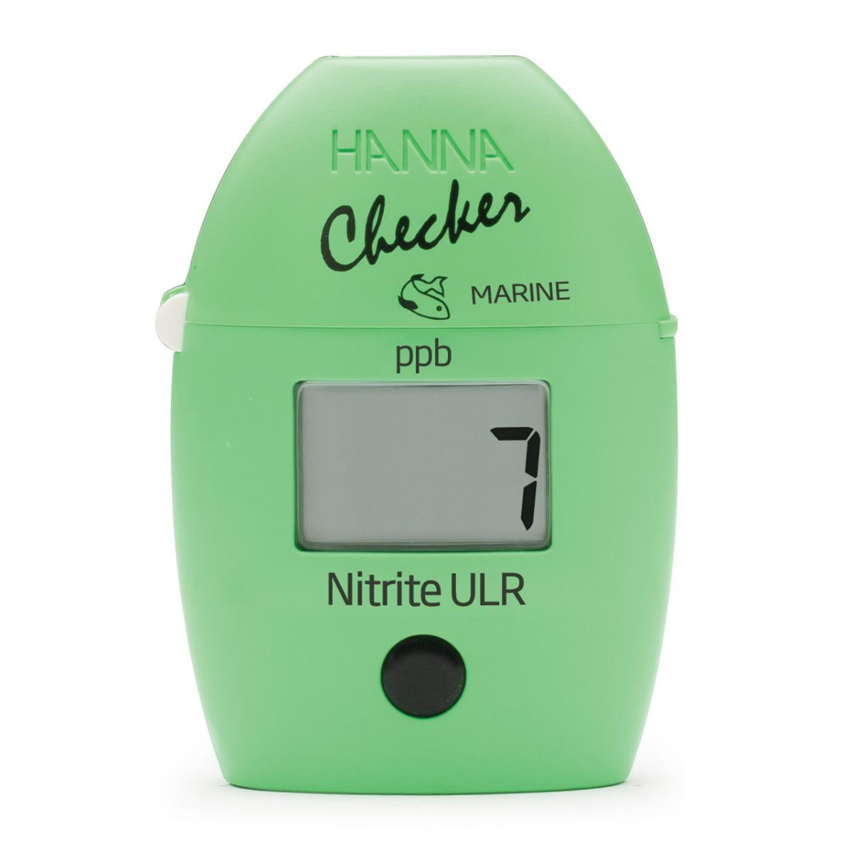 HI764 Checker HC - Colorimetro tascabile per Nitriti ULR (tracce) in acqua di mare