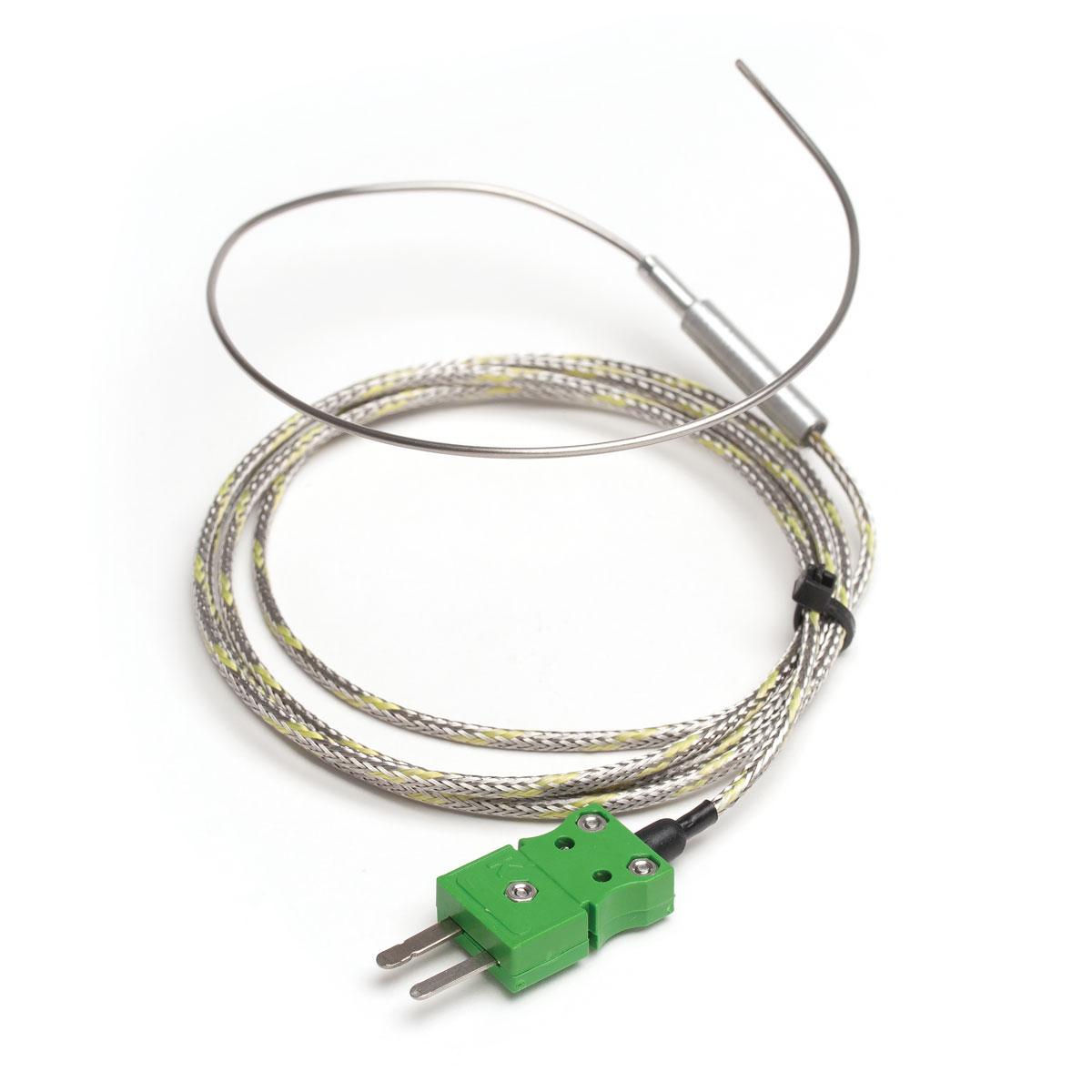 HI766F Sonda a termocoppia tipo K a guaina flessibile per alte temperature