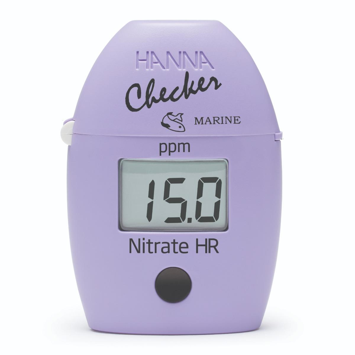 Nitrati Scala Alta - Checker HC per Acquario Marino – HI782