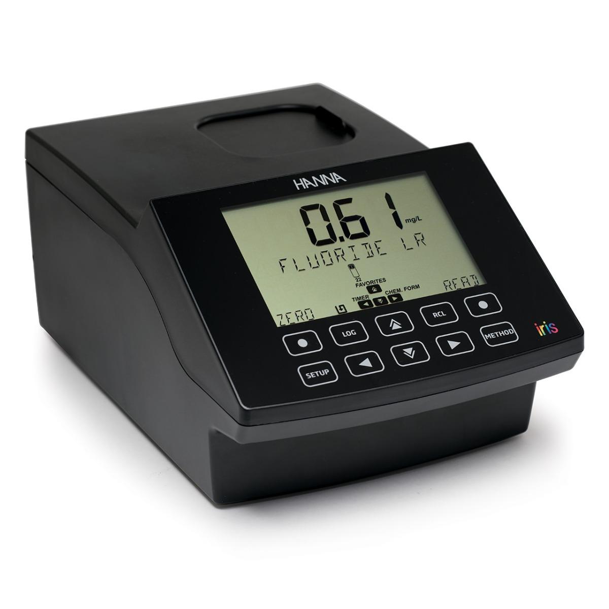 HI801 - Spettrofotometro portatile iris