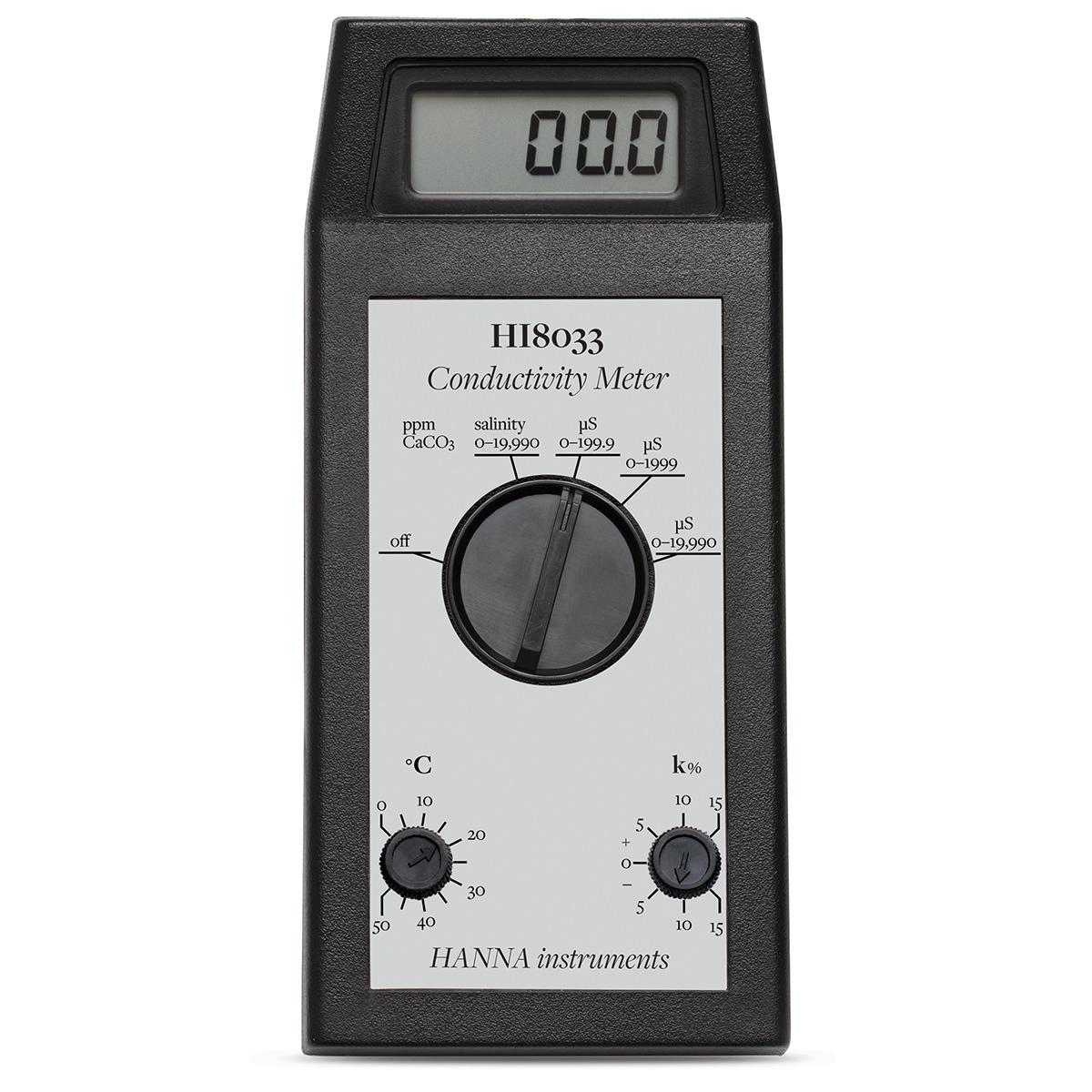 HI8033 - Conduttivimetro portatile