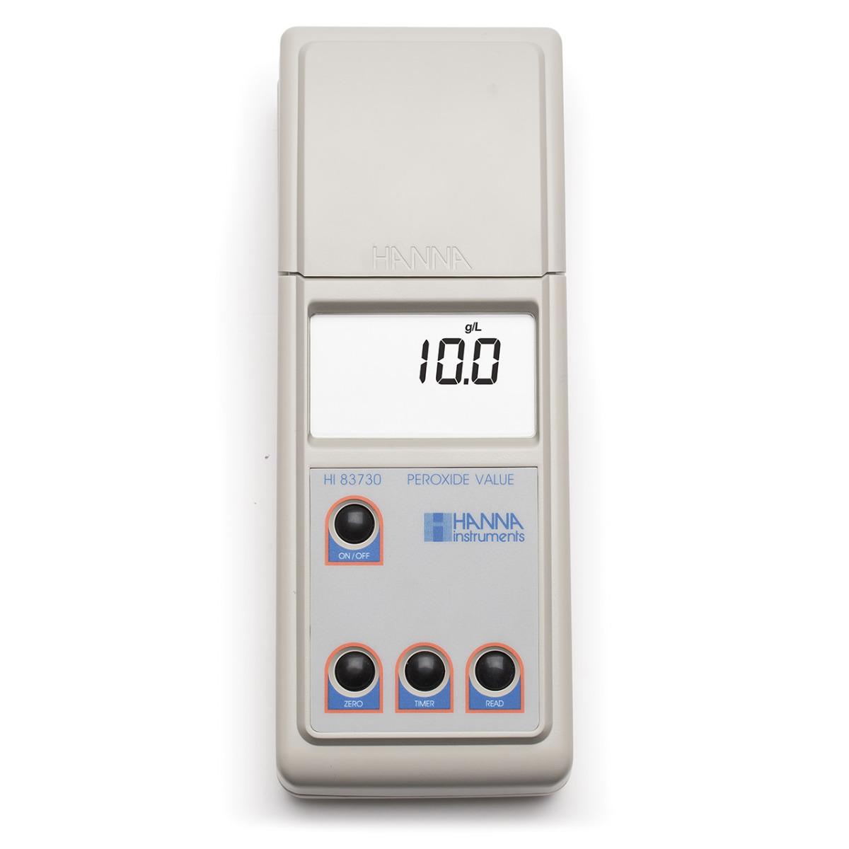 HI83730 - Fotometro per l'analisi dei perossidi nell'olio