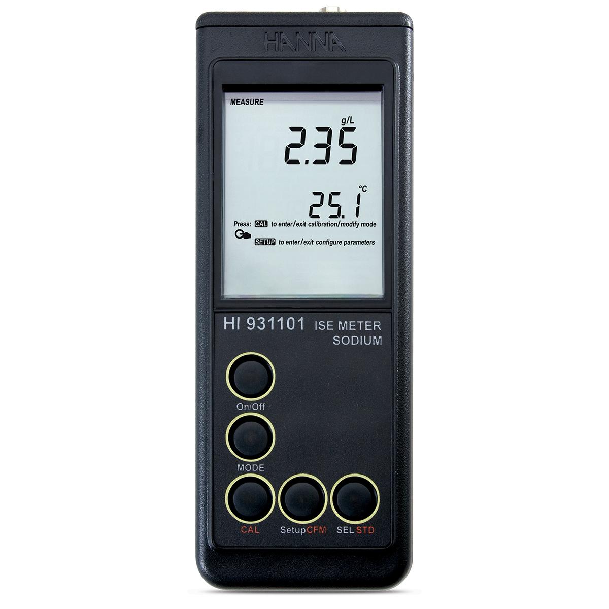 Misuratore portatile di sodio - HI931101