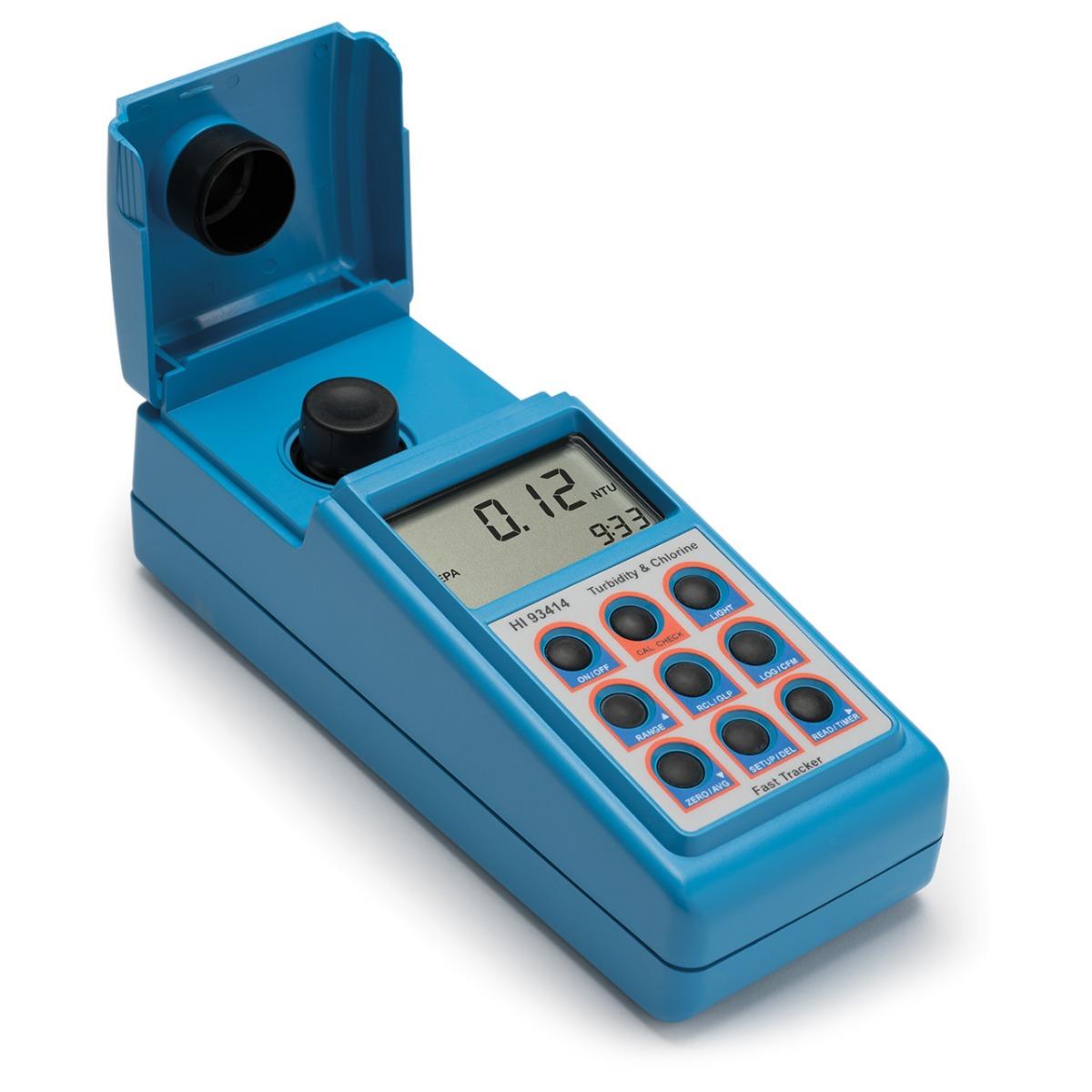 HI93414 - Misuratore portatile di torbidità e cloro