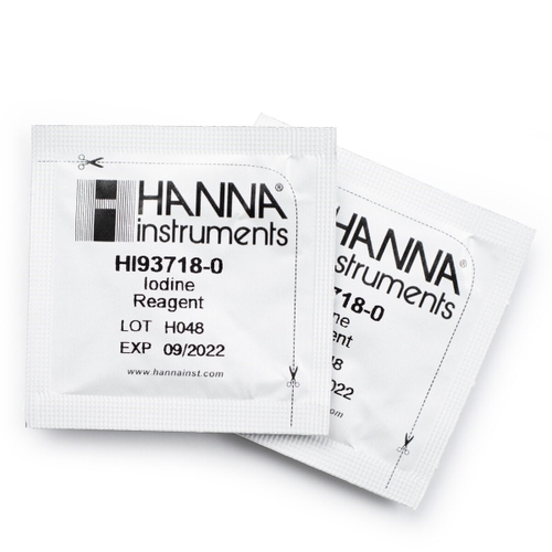 HI93718-01 Iodine Reagents (100 tests)