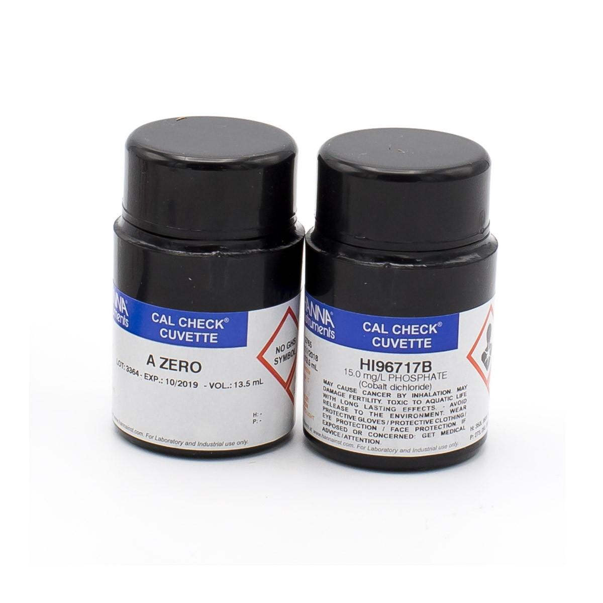 Standard CAL Check™ fosfati scala alta - HI96717-11
