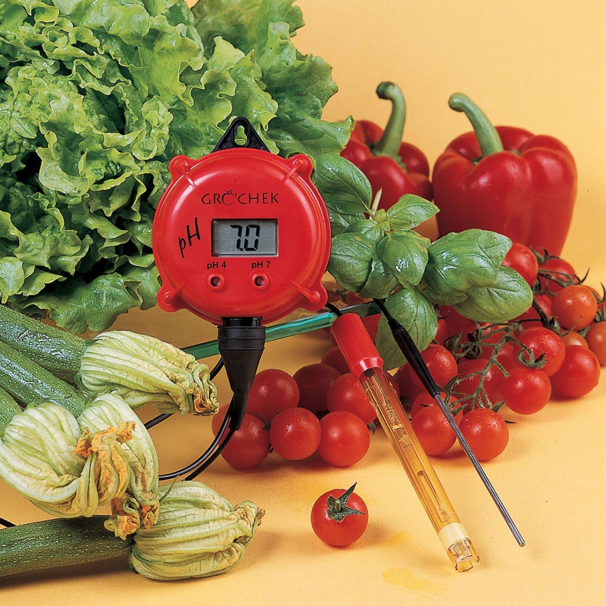 Gro'check indicatore di pH con display - HI981401N