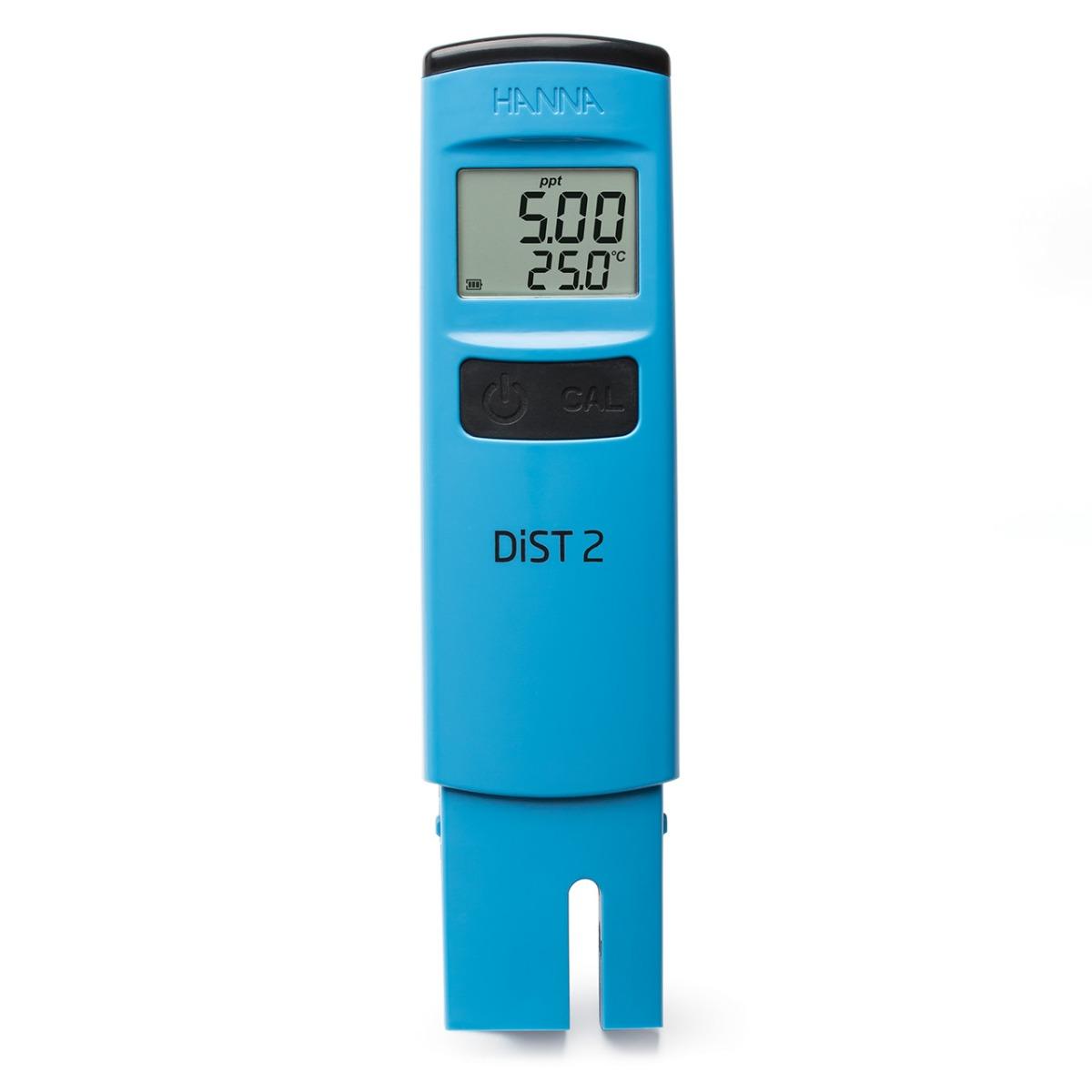 HI98302 - DiST®2 misuratore tascabile di TDS scala alta (10 g/l)