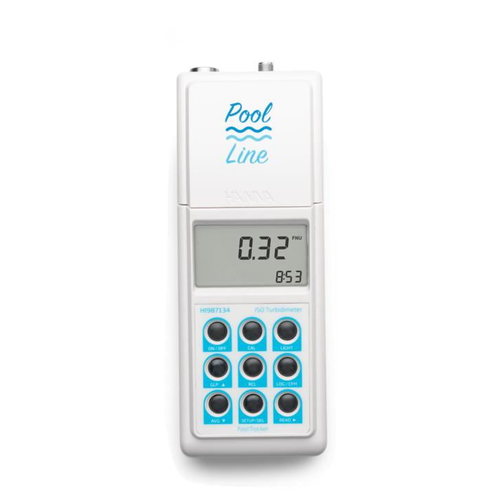 Turbidimetro portatile ISO Pool Line – HI987134