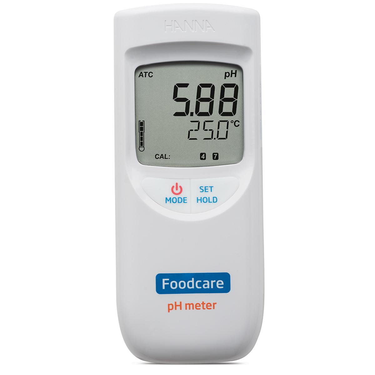 HI99161 - pHmetro portatile per uso alimentare