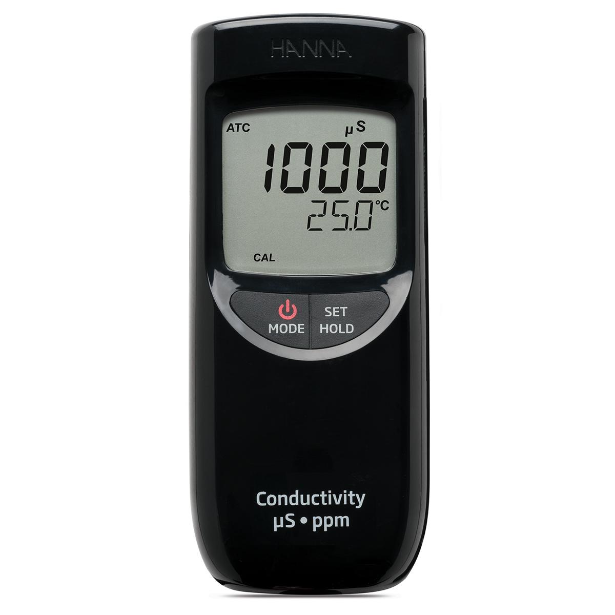 Misuratore portatile EC/TDS scala bassa - HI99300