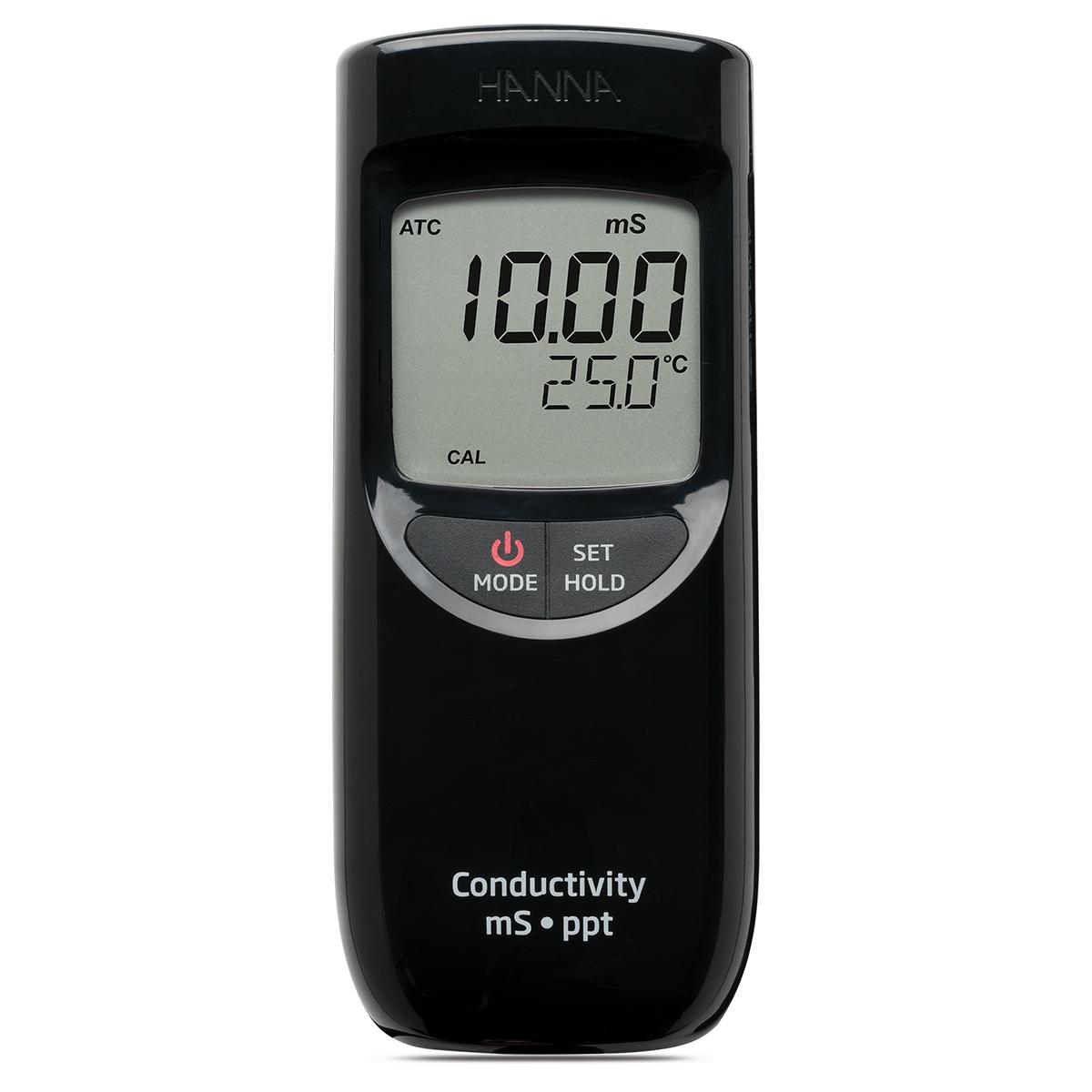Misuratore portatile di EC/TDS scala alta - HI99301