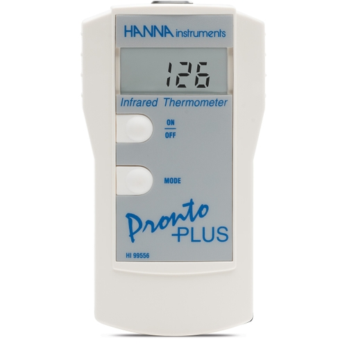 HI99556 Infrared and Contact Thermometer for the Food Industry