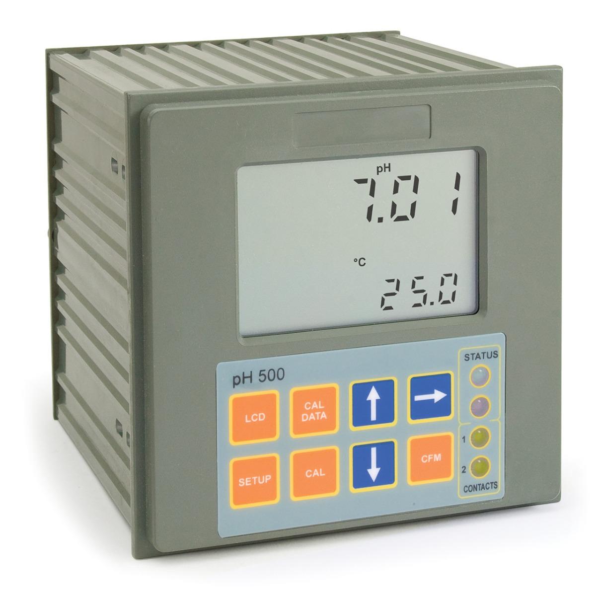 Regolatore pH a microprocessore