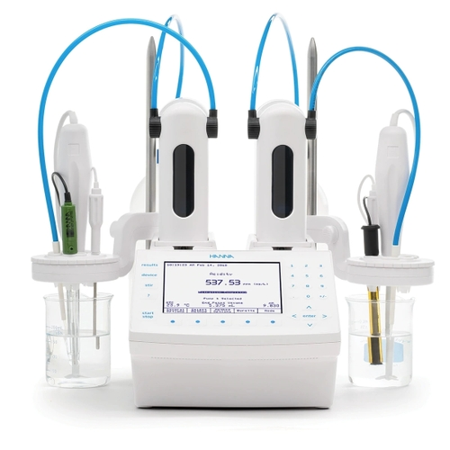 Automatic Potentiometric Titrator - HI932