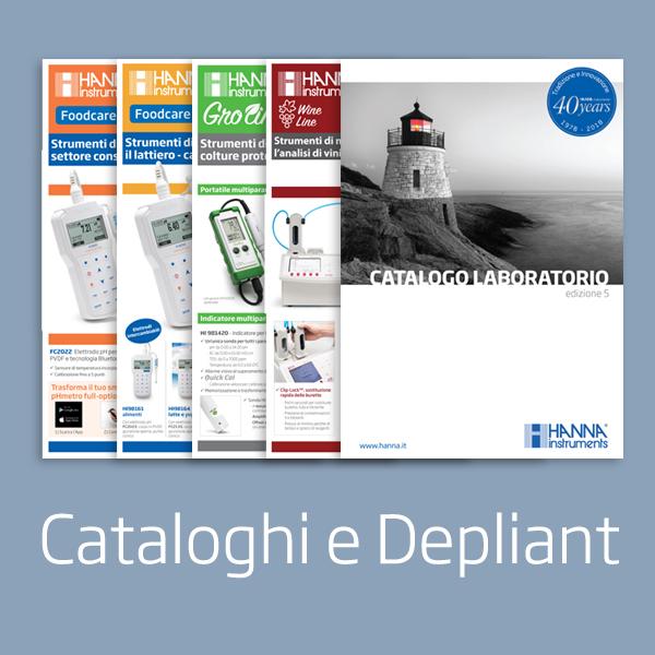 Cataloghi e Depliant