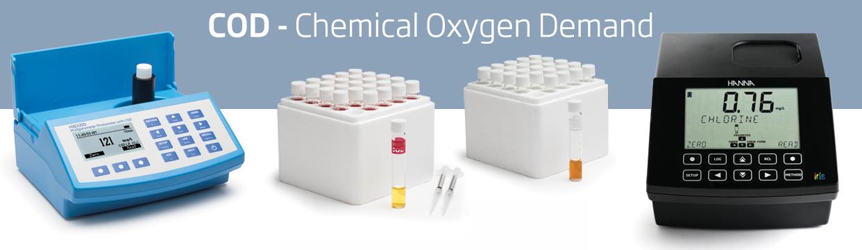Domanda chimica di ossigeno - Come misurare il COD con gli strumenti Hanna