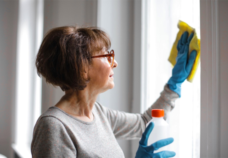 Differenza tra pulizia e disinfettazione