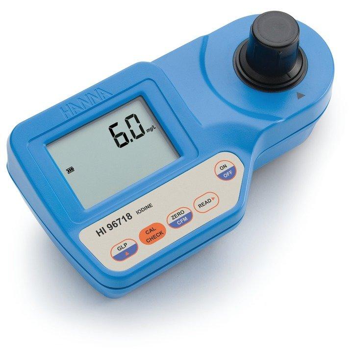 Fotometro portatile per iodio - HI96718