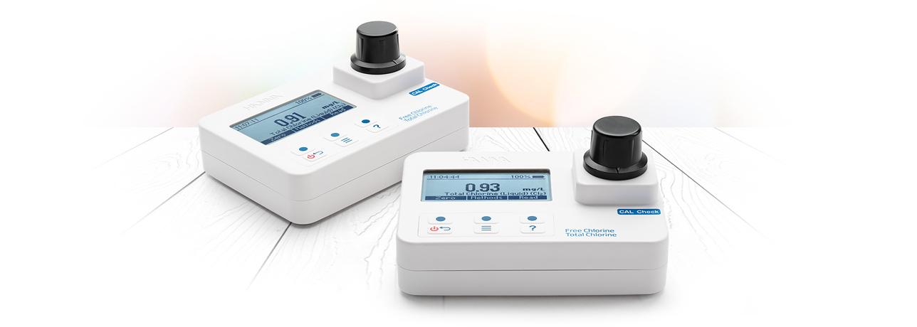 Fotometro portatile con sistema ottico avanzato Serie HI97000
