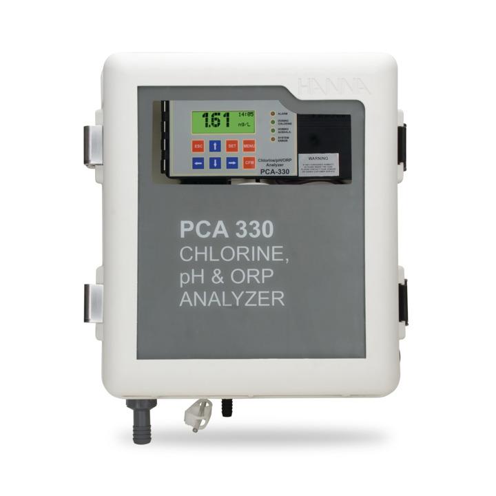 Regolatore di Cloro da Processo PCA320